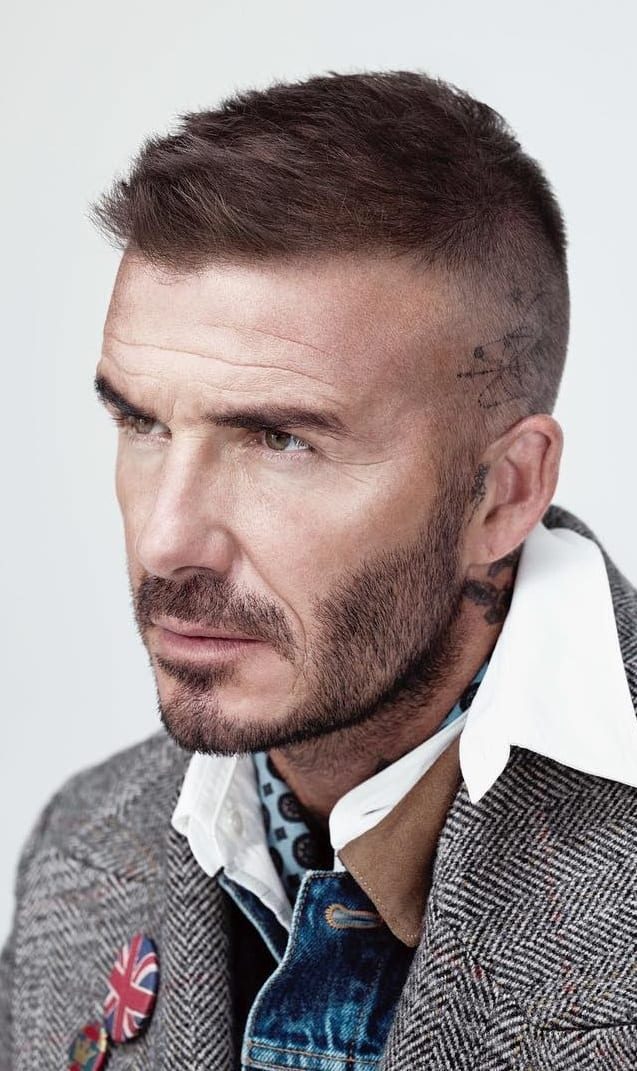 Best short haircut for men