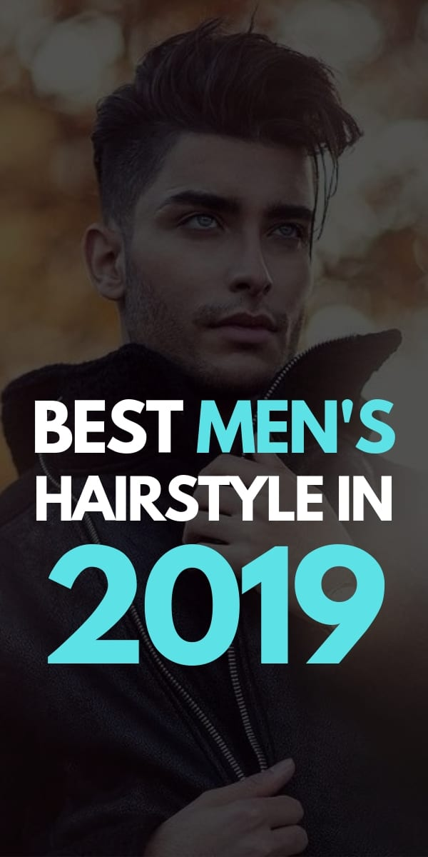 mens new hairstyle in 2019