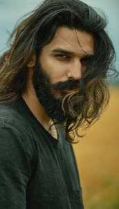Long Hair Mens Hairstyle