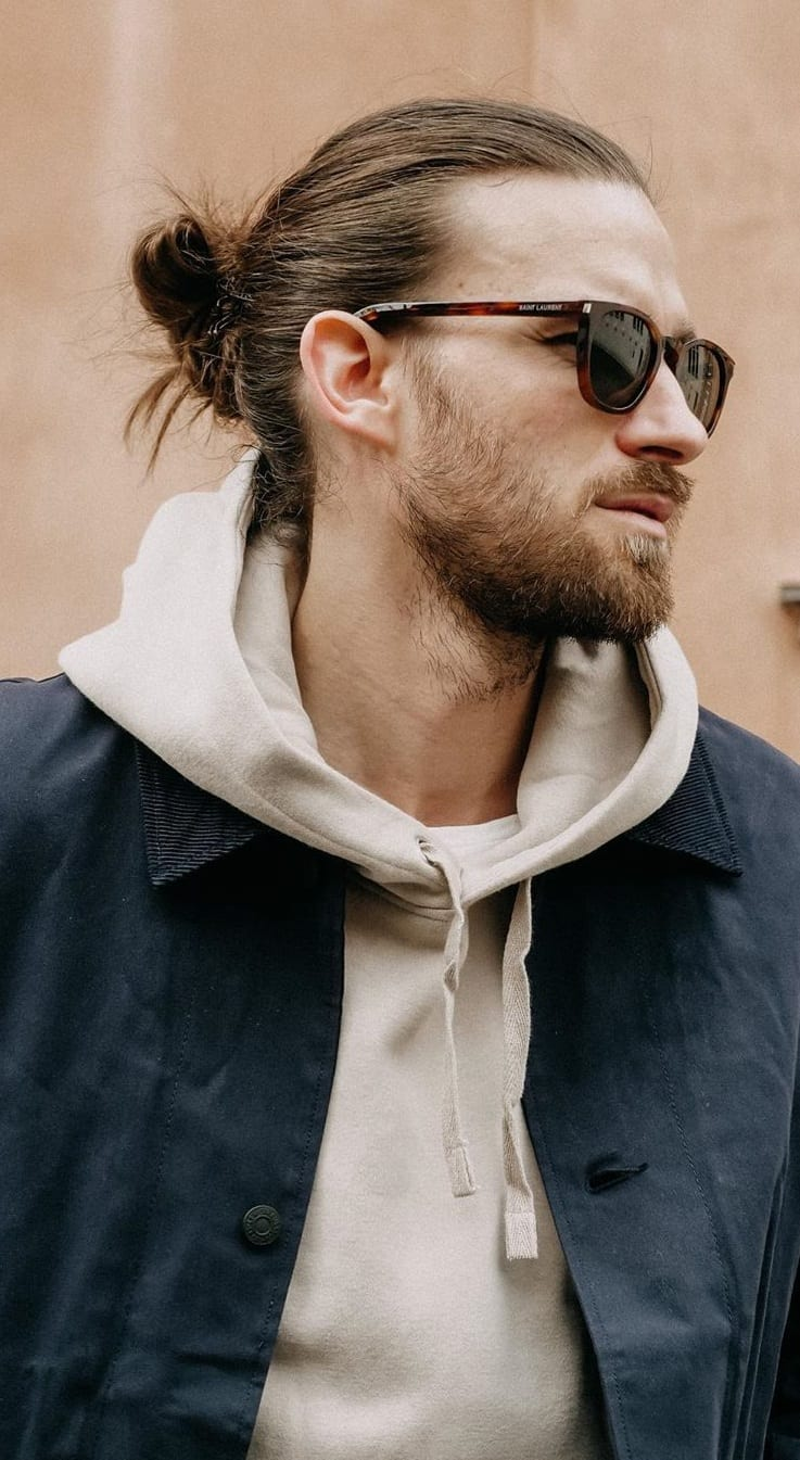 Man Bun and Beard Combinations for 2020