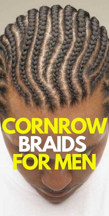 Cornrow Braids for Men