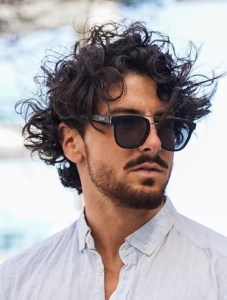 Hottest Messy Hairstyles for Men