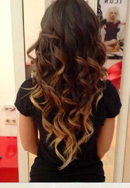 Ombre Hairstyles - Hairstyle Archives