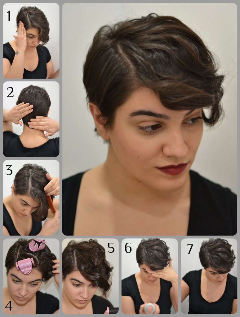 How to style pixie cut hair hairstyle archives how to style pixie cut hair urmus Image collections