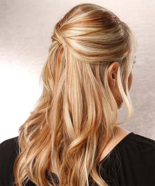 Easy Half Up Hairstyles Straight Hair Easy Casual Hairstyles For