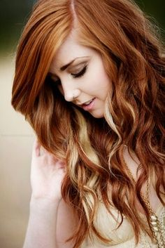 Red hair blonde highlights hairstyle archives red hair blonde highlights pmusecretfo Choice Image