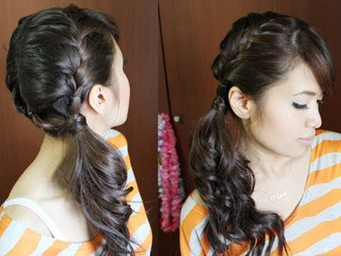 Ponytail Hairstyles - Hairstyle Archives