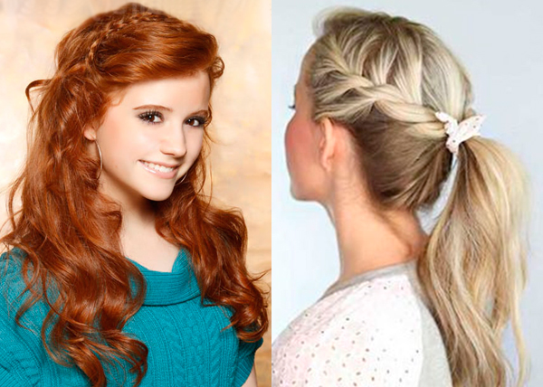 Cute Hairstyles for School - Hairstyle Archives