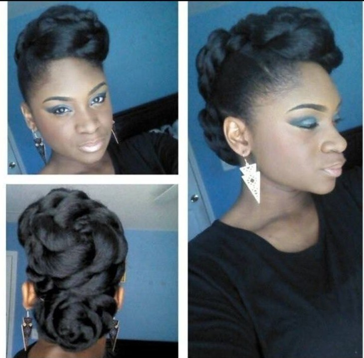 Easy Hairstyles For Black Women Be Stylish With No Effort
