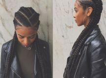 85+ Super Hot Black Braided Hairstyles