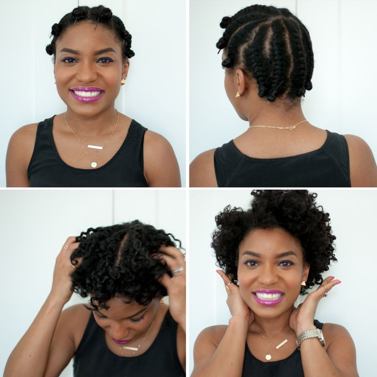 85 Hot Photo Look Good With The Flat Twist Hairstyles