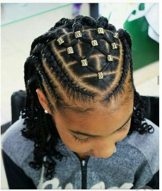 Black Braided Hairstyles Hairstyle For Black Women