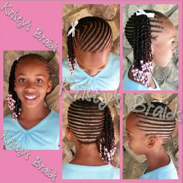 Kidshair Hairstyle For Black Women
