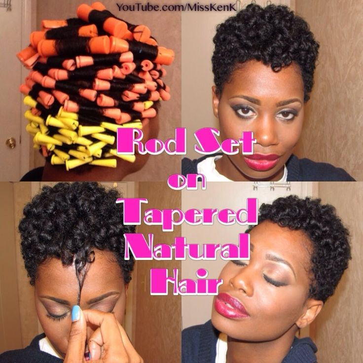 The Best Turtorial On Making Natural Curly Hair