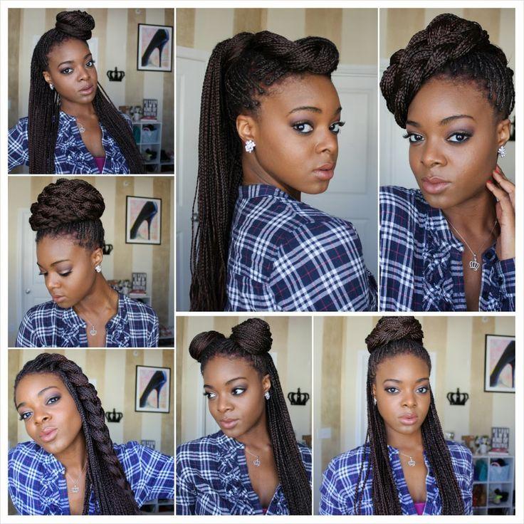 Striking Hairstyle For Black Women