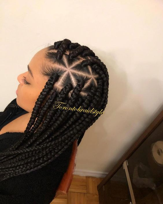 Female Cornrow Styles Beautiful Pictures Of An Amazing Cornrow