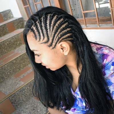 Ghana Trendy Braids Hairstyles For 2020 Latest Ghana Weaving