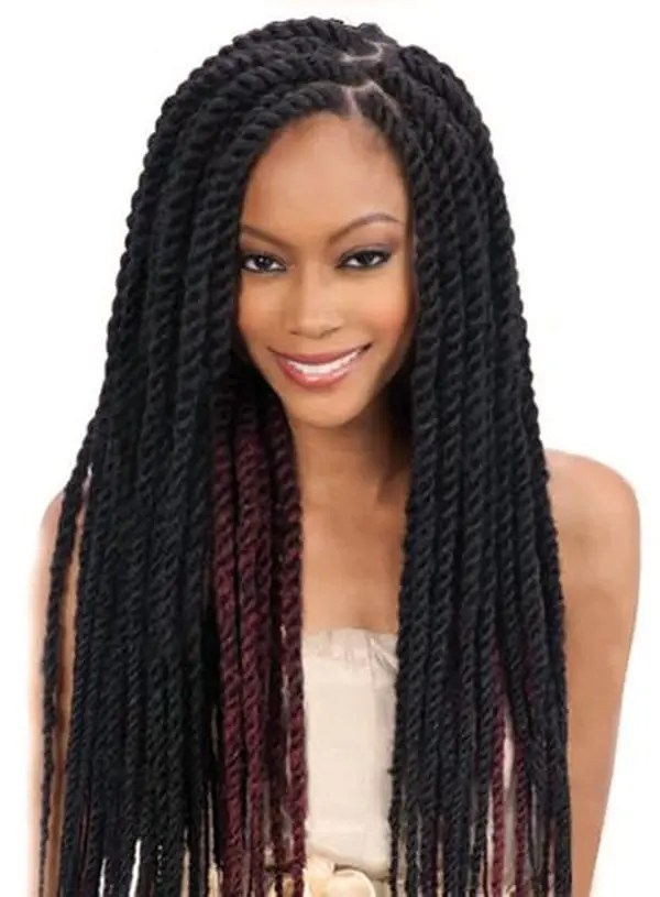 60 Of The Best Looking Black Braided Hairstyles For 2020