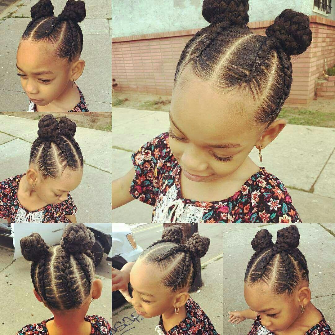 40 Girls Natural Hairstyles