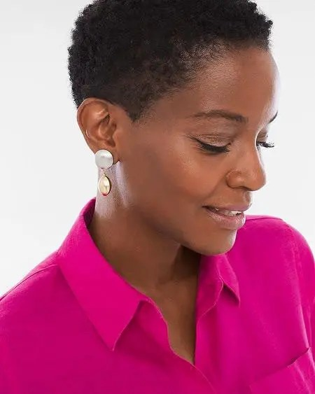 The Top 22 Ideas About Short Textured Hairstyles For Black Hair