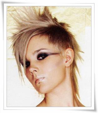 Mohawk Hairstyle & Haircut – HairstyleHaircut Net