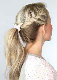 Easy Back To School Hairstyles For Shoulder Length Hair Fusion