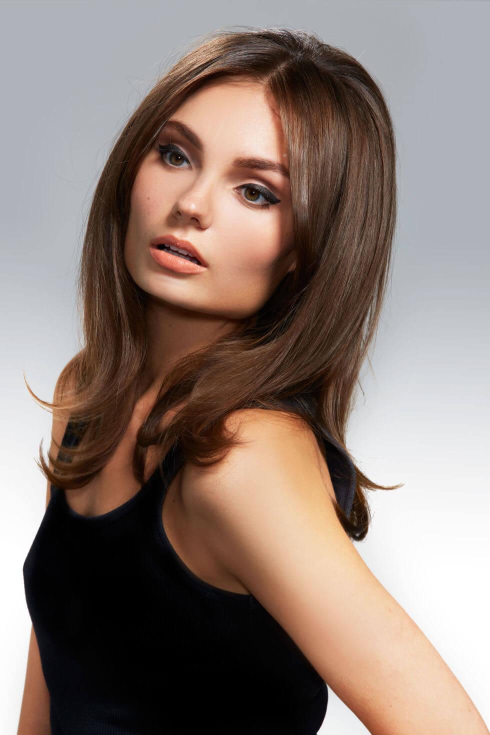 prettiest hairstyles shoulder