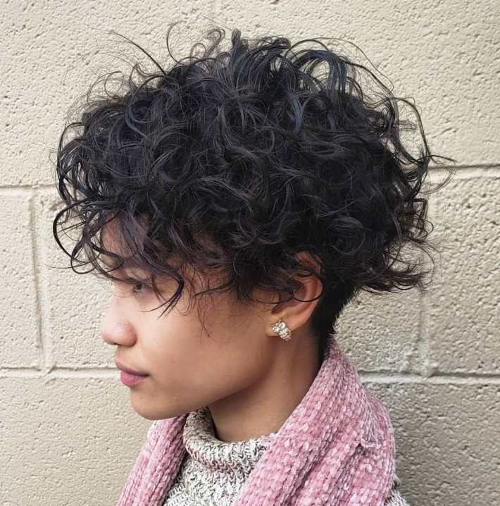 35 cool perm hair ideas everyone will be obsessed with in 2019