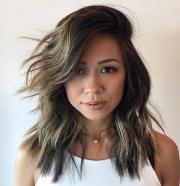 fresh medium length hairstyles