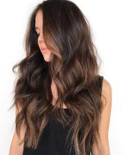 hottest trends brown hair