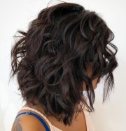 medium length layered