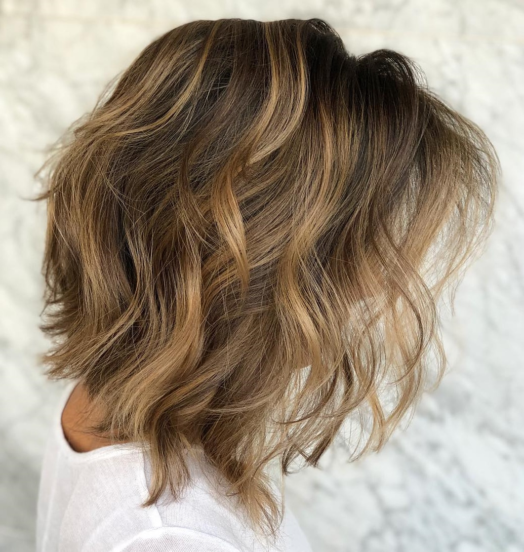 How To Pull Off Medium Length Haircuts And Hairstyles In 2020