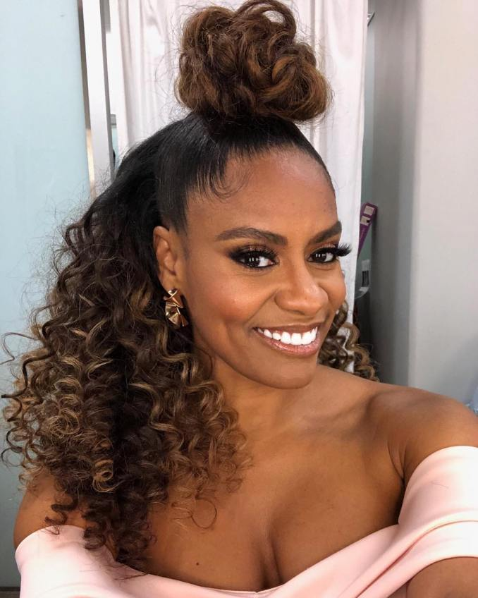 45 classy natural hairstyles for black girls to turn heads