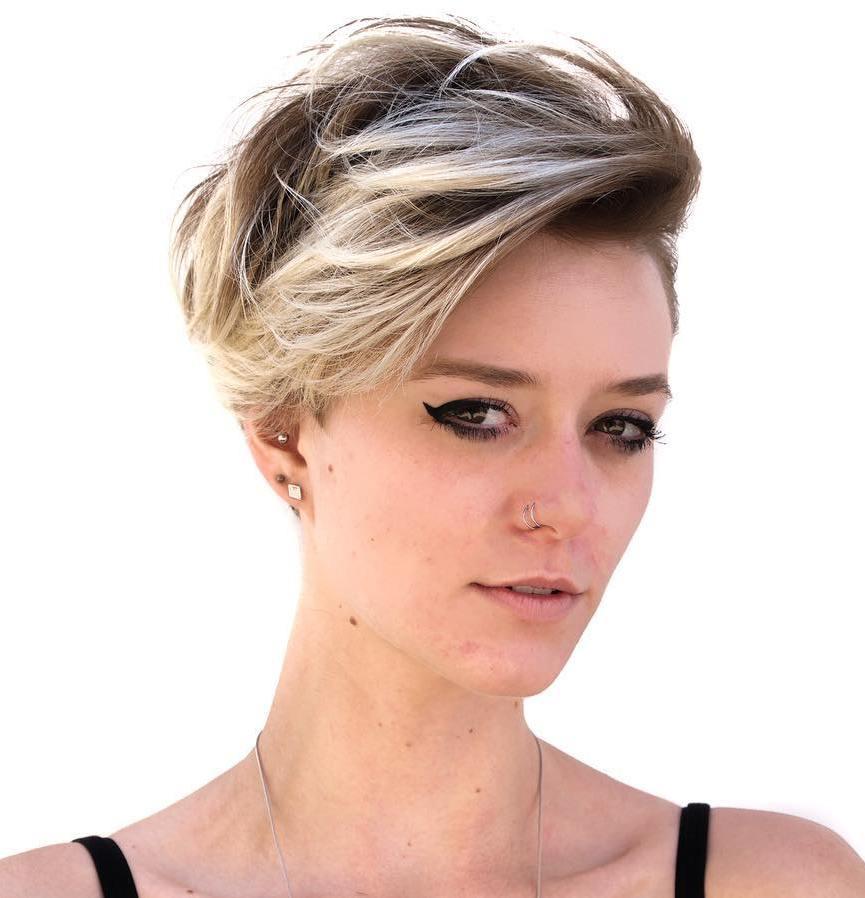undercut pixie haircuts 2019