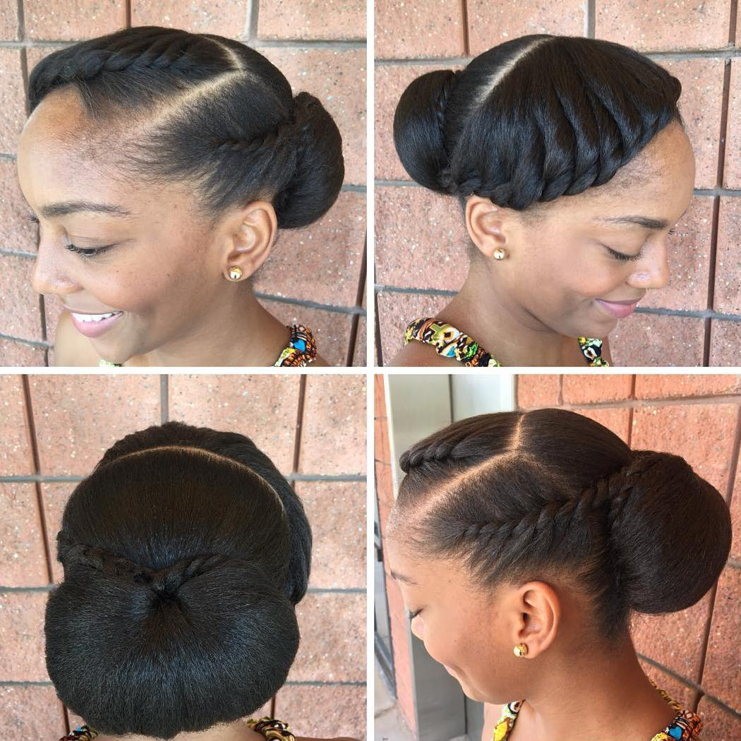 35 Protective Hairstyles For Natural Hair Captured On Instagram