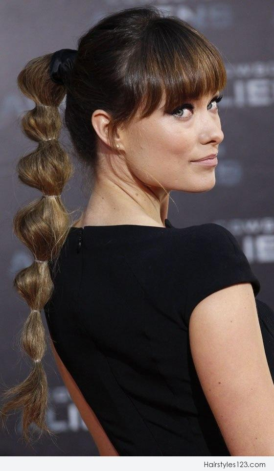 Long Ancient Greek Hairstyle For Women