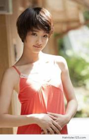 bob cut asian hairstyle