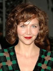 maggie gyllenhaal curly hairstyle