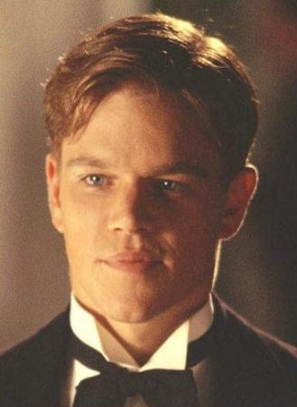 Classy Matt Damon Hairstyle