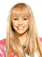 miley cyrus hime cut hairstyle