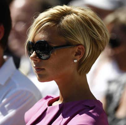 Victoria Beckham Frisur Aktuell Von Hinten Frisur Frisur