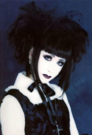 Stupendous Goth Hairstyle