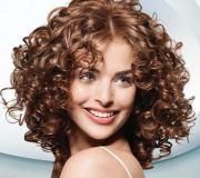spiral perm hairstyles