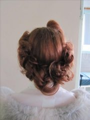 1930s updo hairstyles