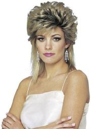 good 1980s hairstyle