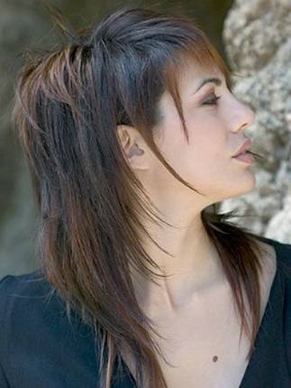 Lovely Medium Hairstyle