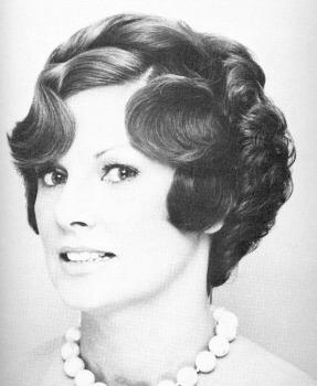 Seventies Hairstyle #1