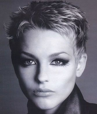 Seventies Short Hairsyle