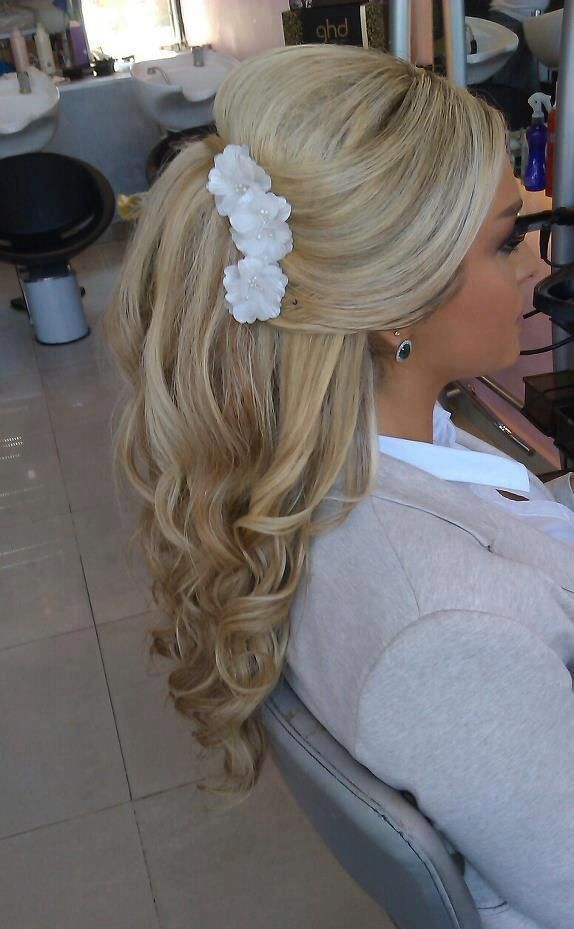 Beauty Pageant Hairstyles  Page 2