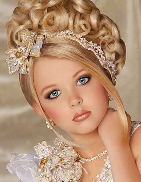 Beauty Pageant Hairstyles Page 4
